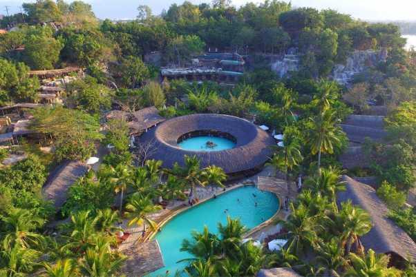 Vé bùn khoáng nóng I-Resort (Bồn từ 1-2 khách)