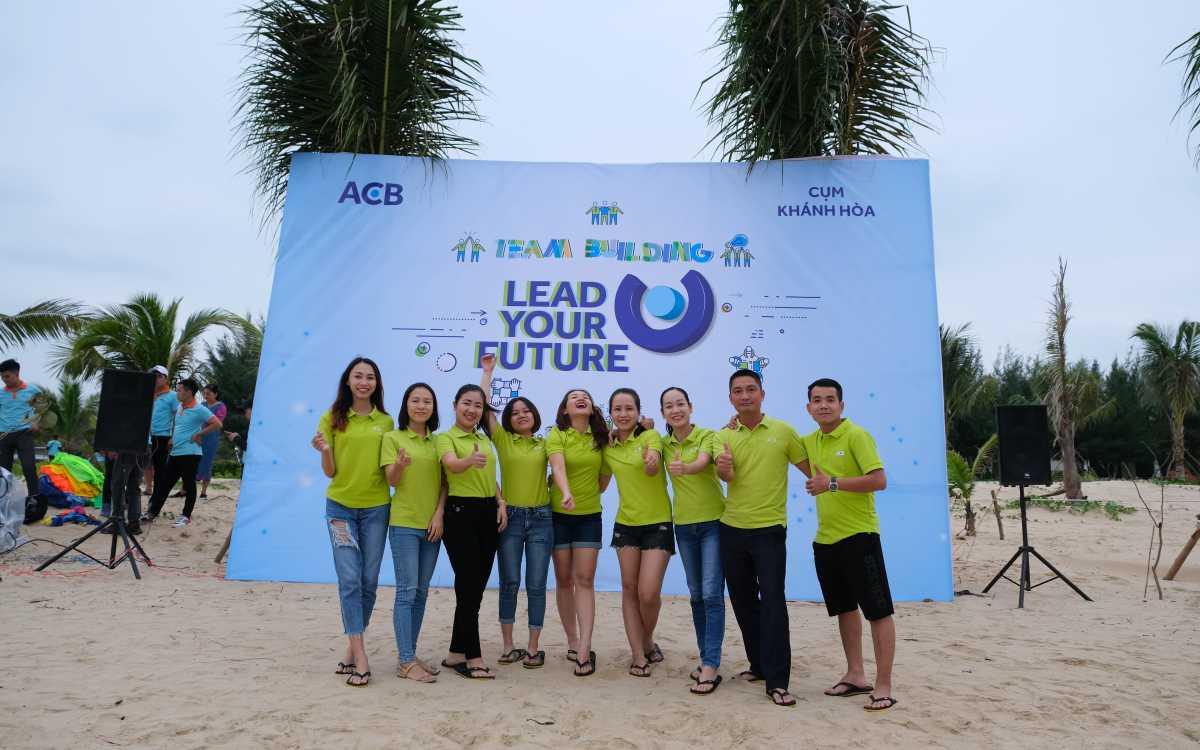 Đồng hành cùng Ngân hàng TMCP ACB Khánh Hòa ghé thăm Phú Yên với chương trình Team Building và Gala