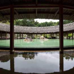 Vé tắm khoáng nóng I-Resort