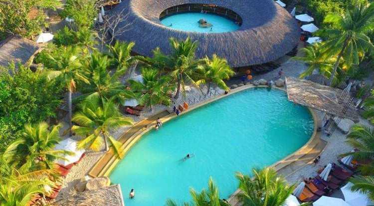 Vé bùn khoáng nóng I-Resort (Bồn từ 6 khách)