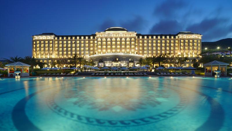 Toàn cảnh Resort Vinpearl Discovery sang chảnh tại Nha Trang
