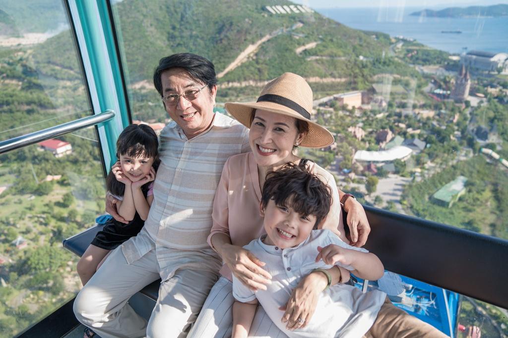 Tận hưởng sự hài hòa trong không gian du lịch nghỉ dưỡng của Vinpearl Nha Trang