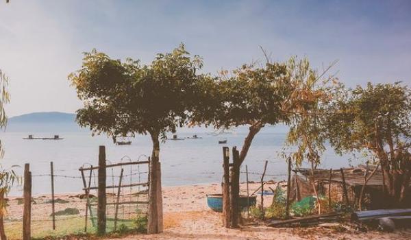 Những cảnh đẹp được thiên nhiên ưu ái trên đảo Điệp Sơn