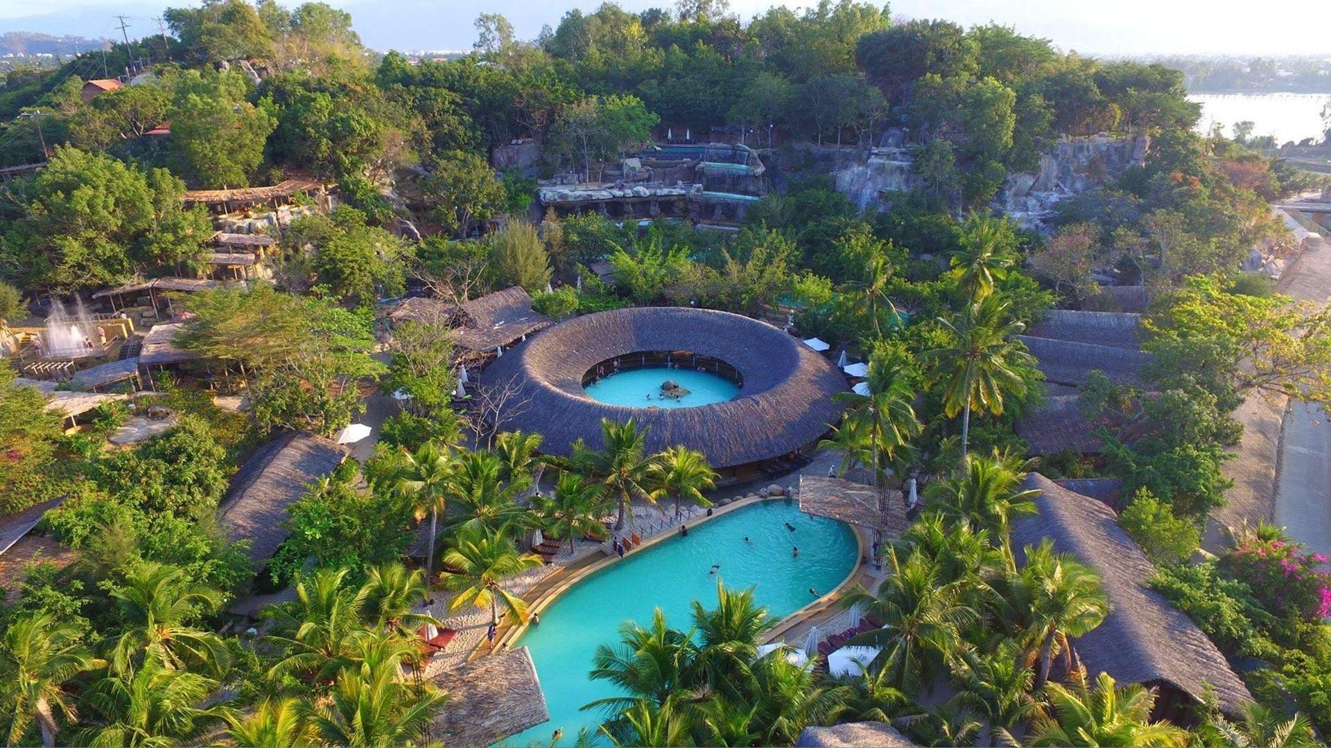 Suối Khoáng Nóng Nha Trang I-resort