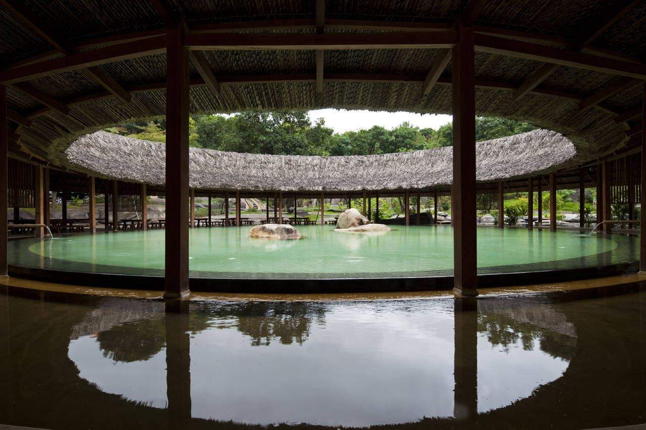 Ngày 3 - Tắm bùn Nha Trang tại I-resort