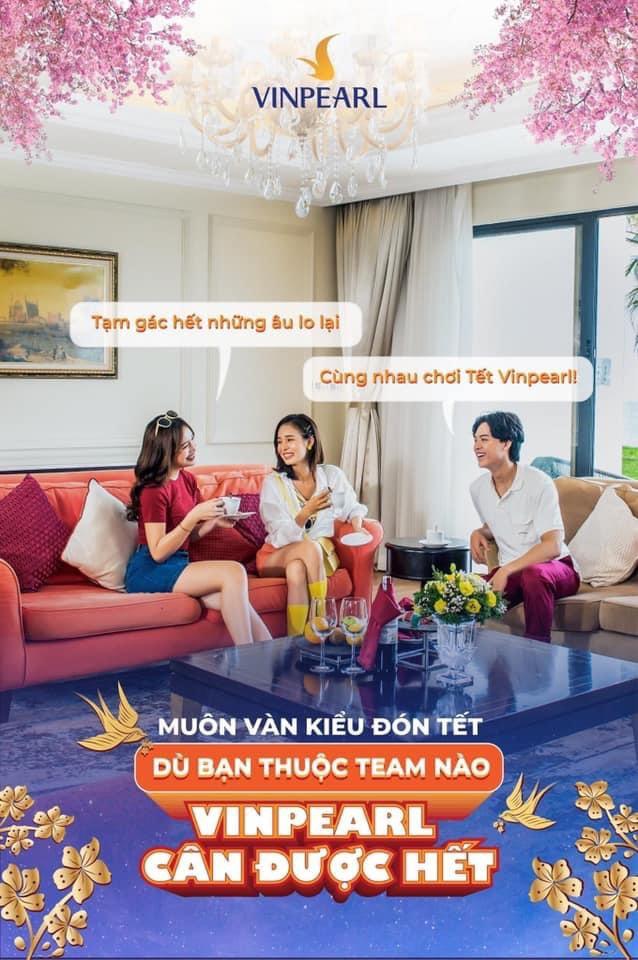 Nghỉ ngơi thoải mái tiện nghi khi đặt phòng Vinpearl Nha Trang tại NhaTrangTourist